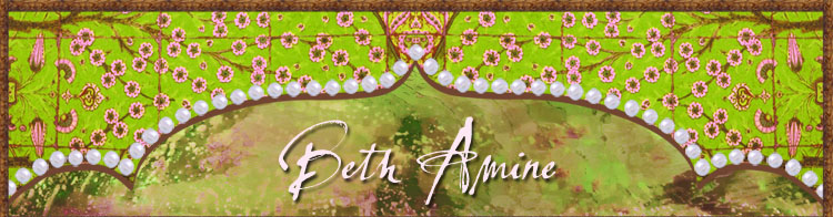 Beth Amine Home Page header