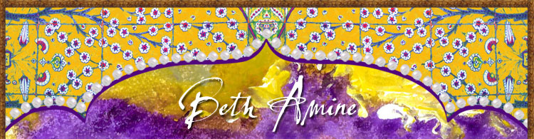 Beth Amine Painting Section header